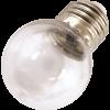 Ampolleta Decorativa SMD tipo Bola Transparente E27 220V 1,5W 3000K (deamqt01530)