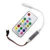 Control Remoto RF Cinta Led 1mt Digital 5V Mini - Plug