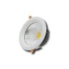 Foco Led Embutido Redondo Calido 7W 98X42MM (HY34308)