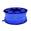 Cinta 220V Azul Simple 5050 14,4W/m 60Led/mt IP54 (no sumergible) (34343)