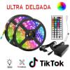 Luces Colores Tiktok Premium 10 metros/Cinta Led Ultradelgada