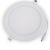(*) Panel Led Emb. 18W Redondo Blanco Neutro NW 210/225mm (hy34148)