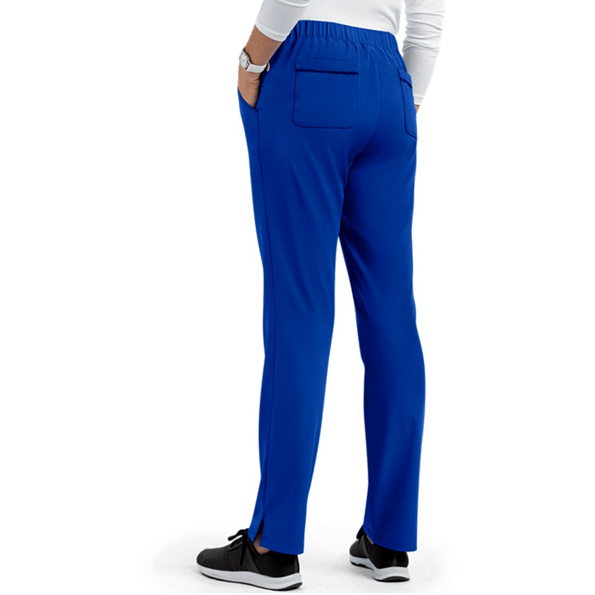 Pantalon Clinico Tens Mujer Azul Rey Matrix Impulse 8510 Shopsale Uniformes