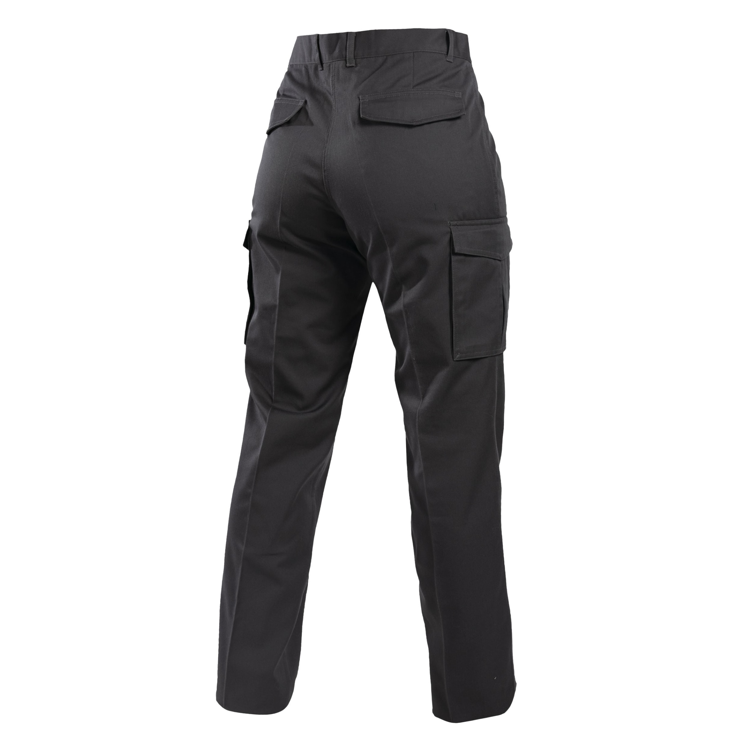 Pantalon Cargo Classic Mujer Negro 10127 Uniformes Work