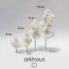 Árbol espuma blanco ARKHAUS