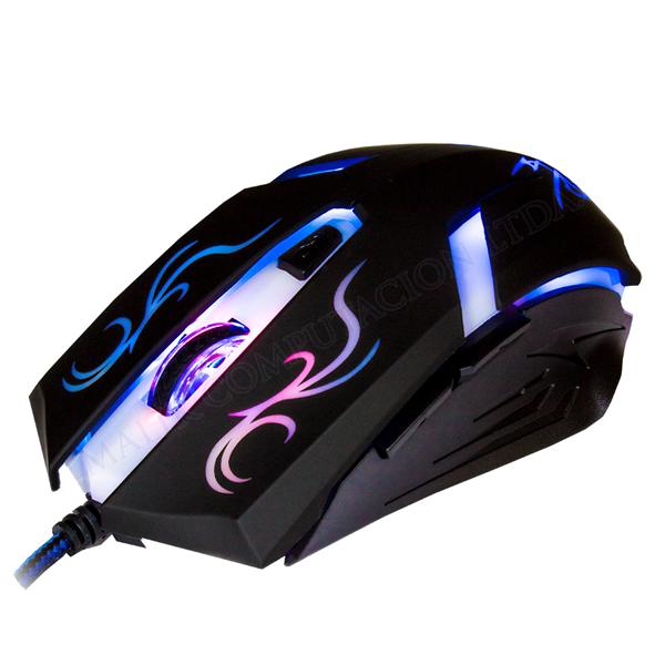 Mouse Gamer X6 Ultra Techbology