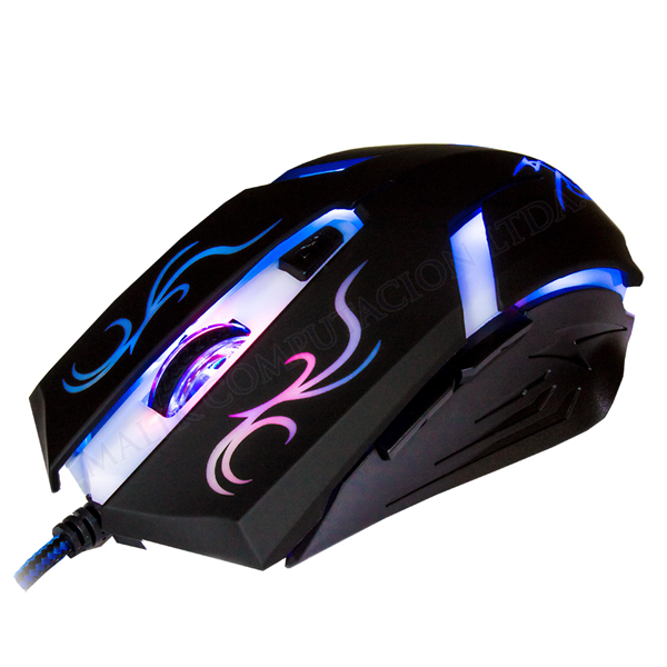 Mouse Gamer X6 Ultra Techbology