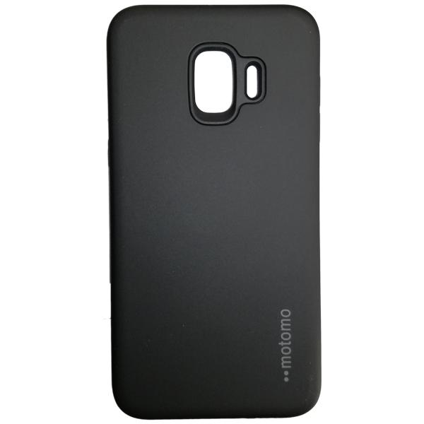 Case Galaxy J2 Core Motomo Liso Black