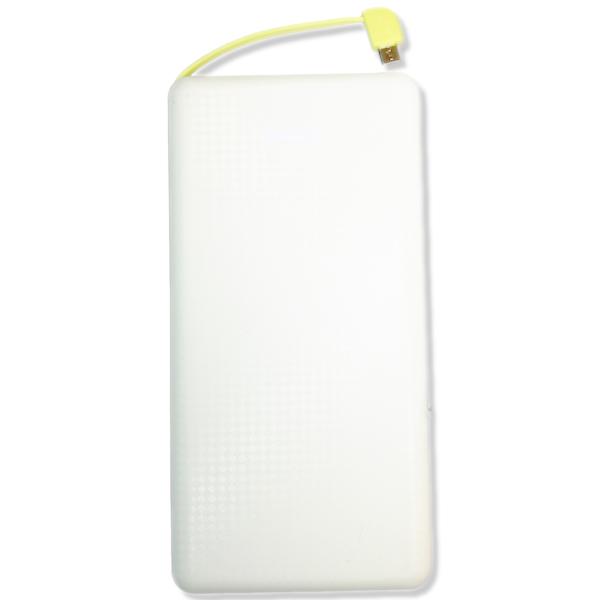 Batería Portátil (powerbank) 10000mah X-Live Blanca