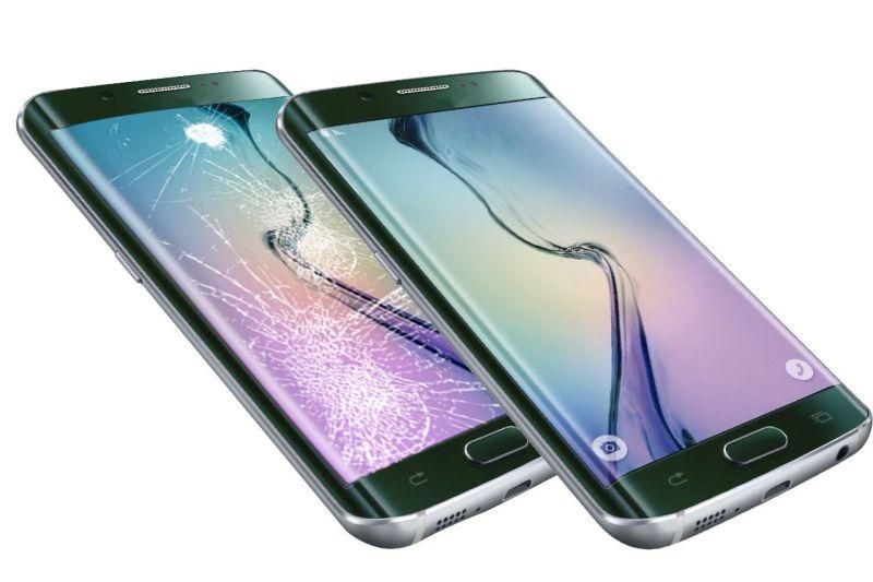 Servicio Técnico Galaxy S8 - PANTALLA Y TÁCTIL DORADO