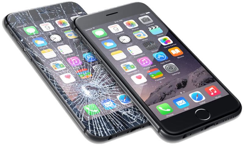 Servicio Técnico iPhone 5 - BOTÓN HOME NEGRO