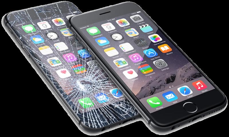 Servicio Técnico iPhone 5c - BOTÓN HOME NEGRO
