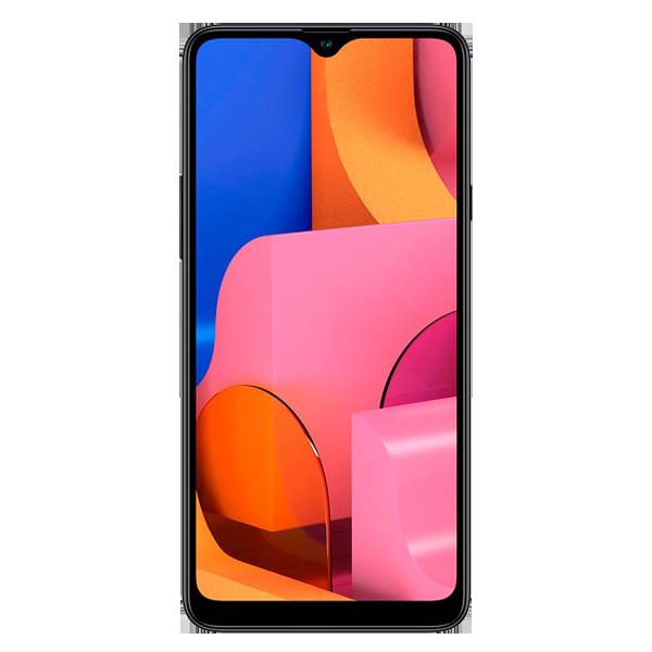 Samsung Galaxy A20S Negro