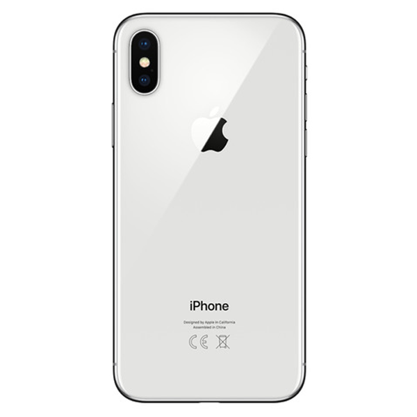 iPhone X OPENBOX Silver