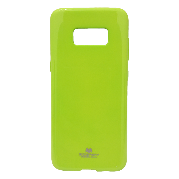 CASE GALAXY S8 JELLY PEARL LIME