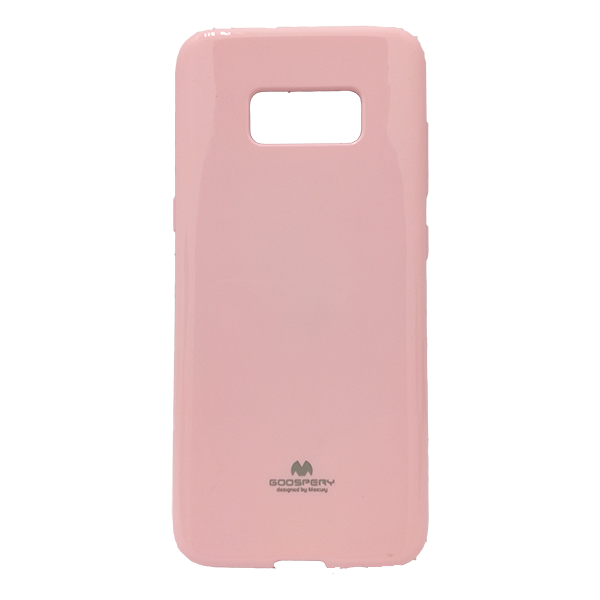 CASE GALAXY S8 JELLY PEARL PINK
