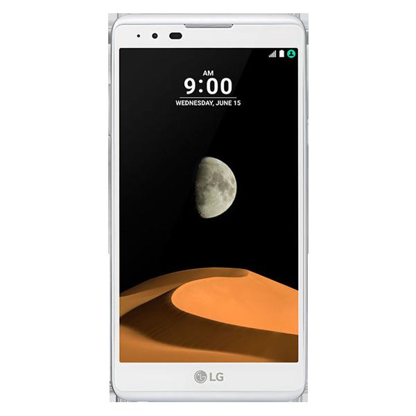 LG X Max Blanco