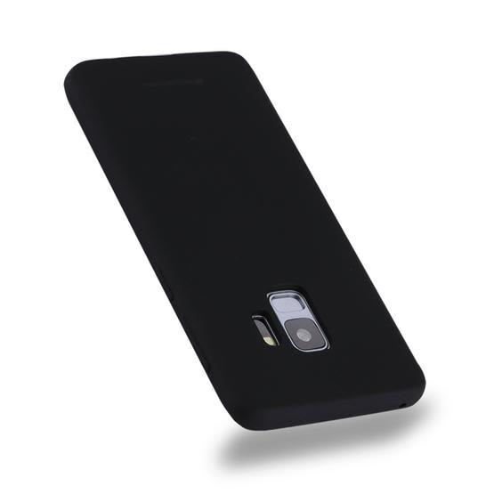 Case Galaxy S9 Soft Feeling Black