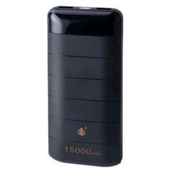 Batería Portable (powerbank) 15000mah Oneplus Negra