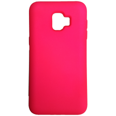 Case Galaxy J2 Core Fluor Hot Pink