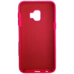 Case Galaxy J2 Core Fluor Hot Pink