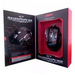Mouse Gamer X7 Weibo