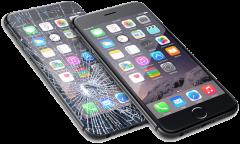 Servicio Técnico iPhone 6 - BOTÓN HOME NEGRO