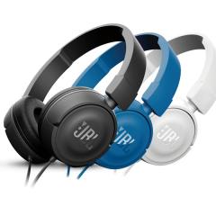 Audífonos JBL On-Ear  T450-Blanco