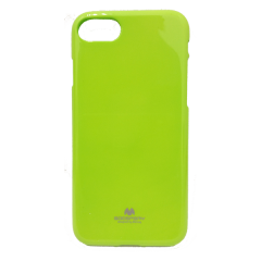CASE IPHONE 7/8 JELLY PEARL LIME