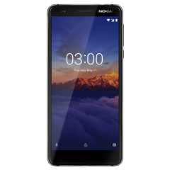 Nokia 3.1 Negro