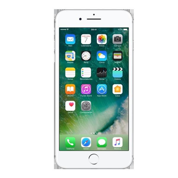 f129abdac28 iPhone 7 Plus USADO Silver - Mtek - Venta de SmartPhones, Servicio ...