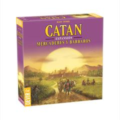 Catan exp Mercaderes y Bárbaros