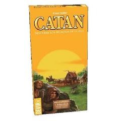 Catan Mercaderes y bárbaros ext 5-6 jugadores