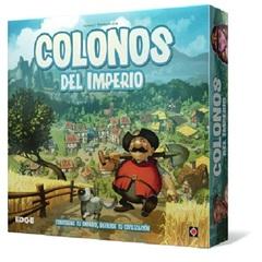 Colonos del Imperio español