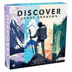 Discover Lands: Unknown