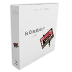 TIME Stories: El Caso Marcy (expansión 1)