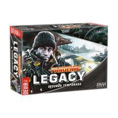 Pandemic Legacy Season 2 (caja negro)
