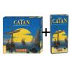 Pack Catan Navegantes (base + ampliación)