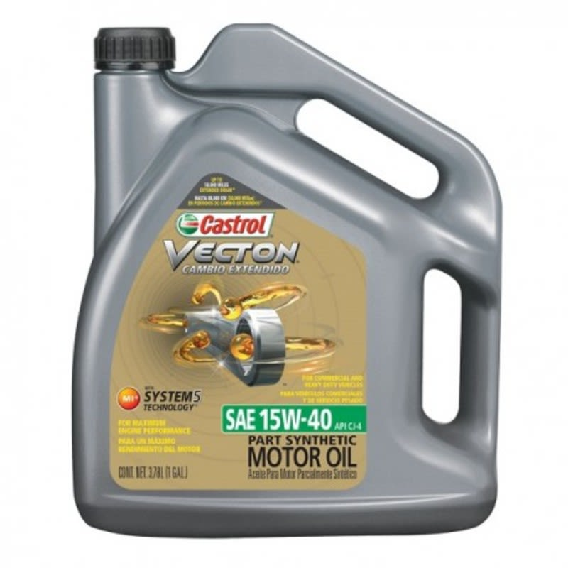 CASTROL VECTON 15W-40