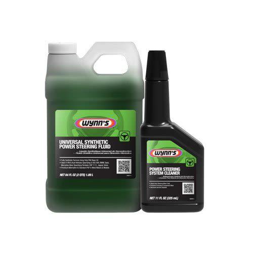 Cambio de Aceite Dirección Hidráulica con Maquina Sintetico (Fluido y Acondicionador-Limpiador)