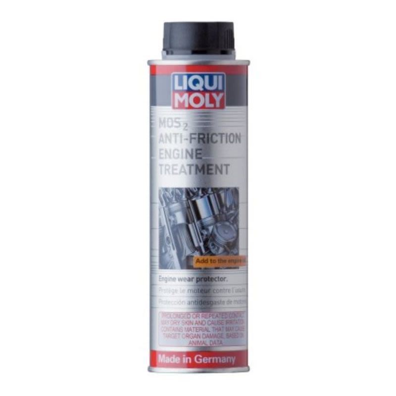LIQUI MOLY OIL ADDITIVE MOS-2 ANTIFRICTION