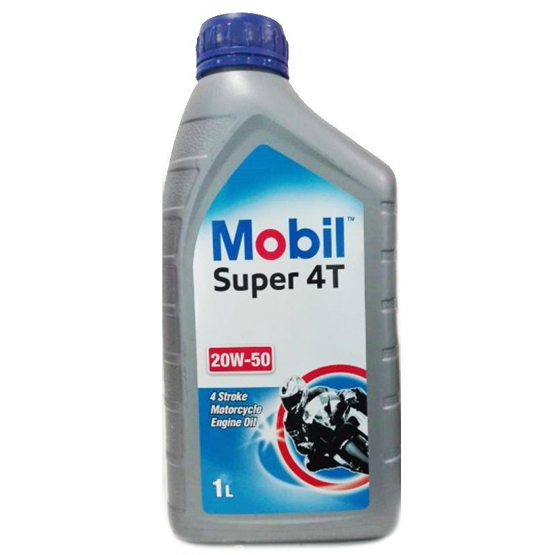 MOBIL SUPER 4T 20W-50