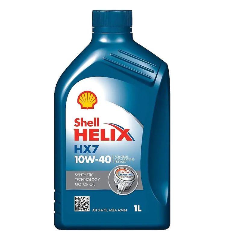 SHELL HELIX HX7 (EU) SN 10W-40