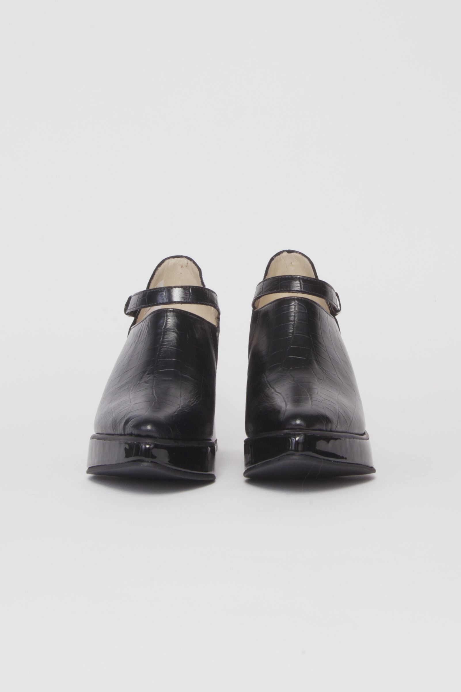 Zapato Mau Negro