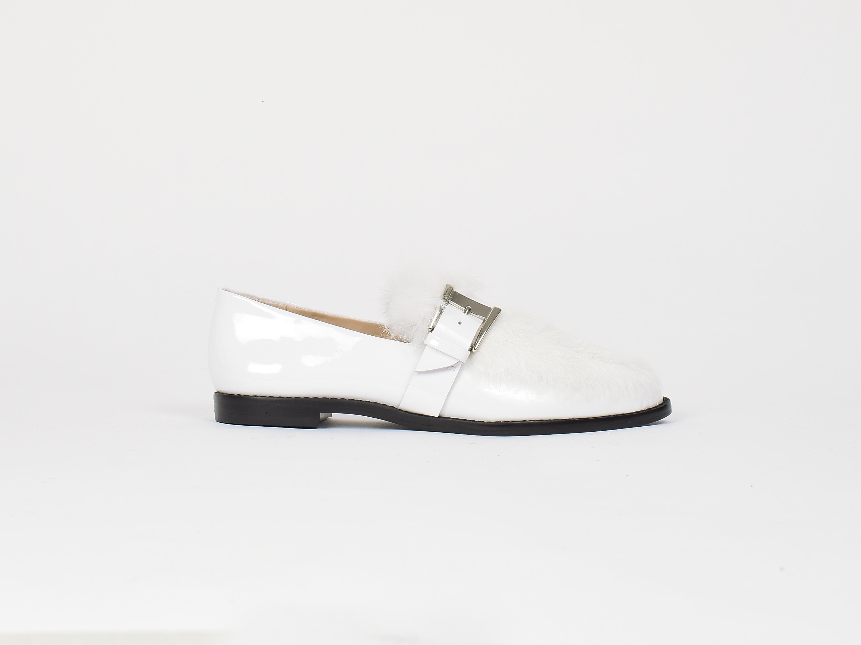 Zapato Hera Blanco