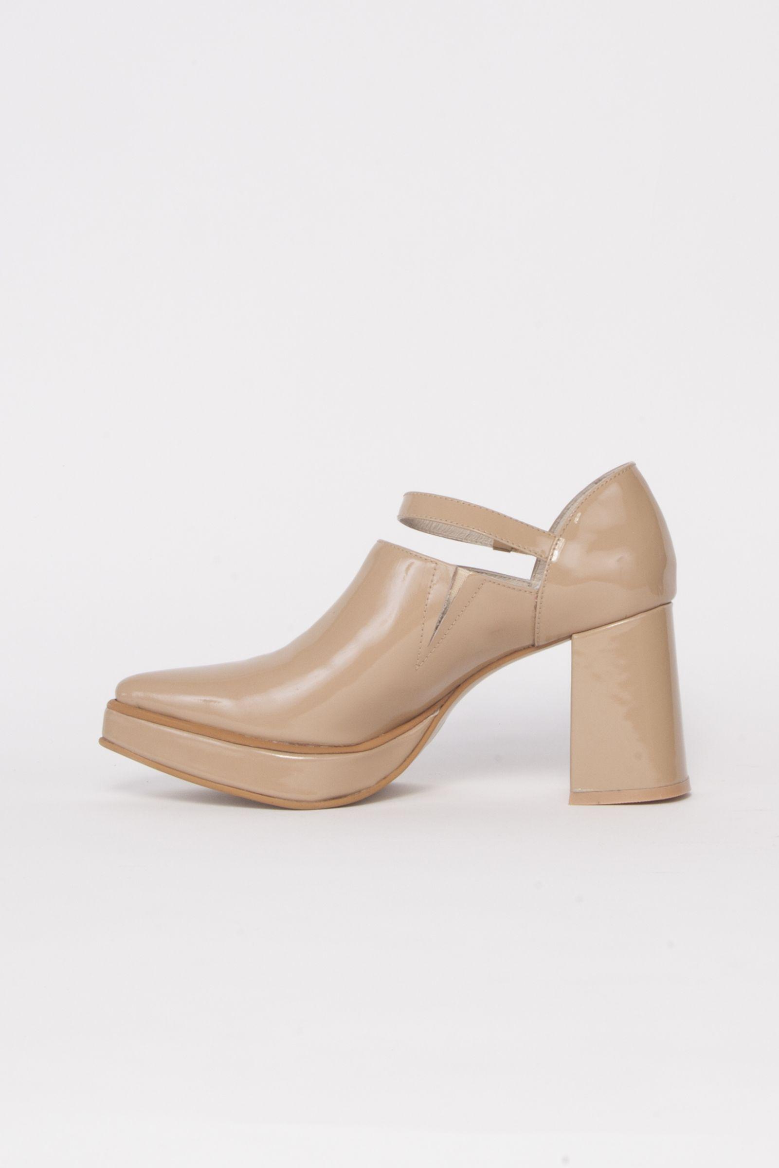 Zapato Mau Nude