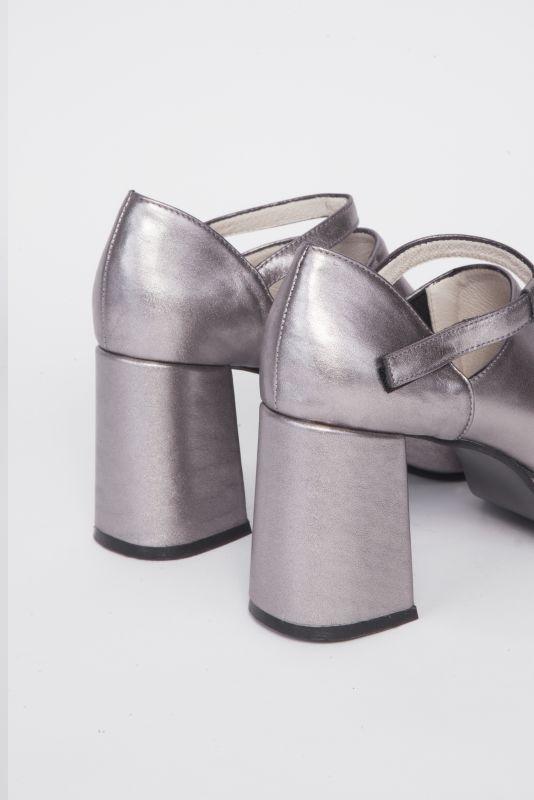 Zapato Mau Plata