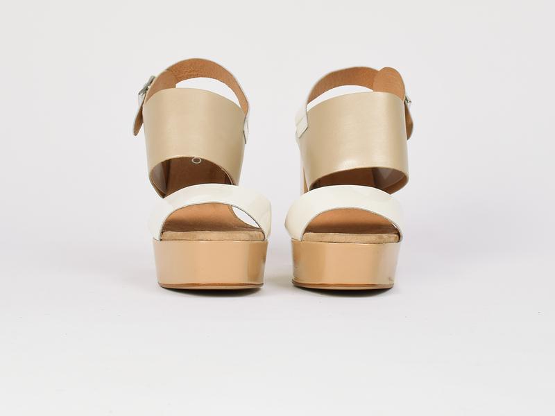 Zapato Gaia Nude