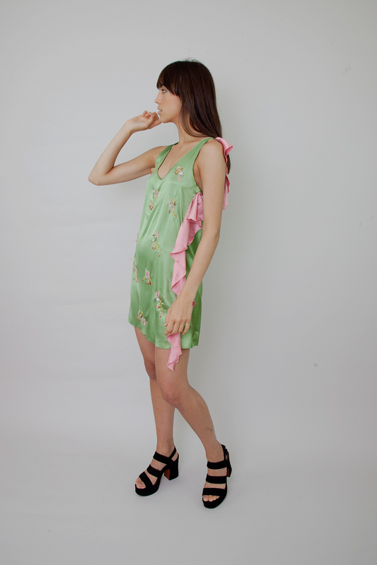 Vestido Zaida