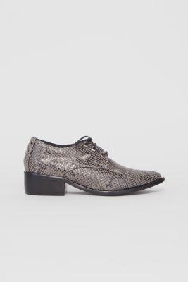 Zapato Charlie Pitón